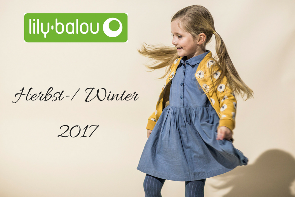 Lily Balou - Herbst/Winter2017 Kinderkleidung