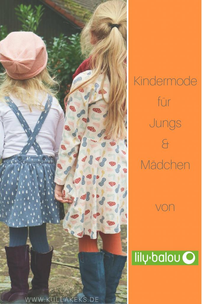 Lily Balou Herbst-/ Winter 2017 - Kinderkleidung - Pinterest -