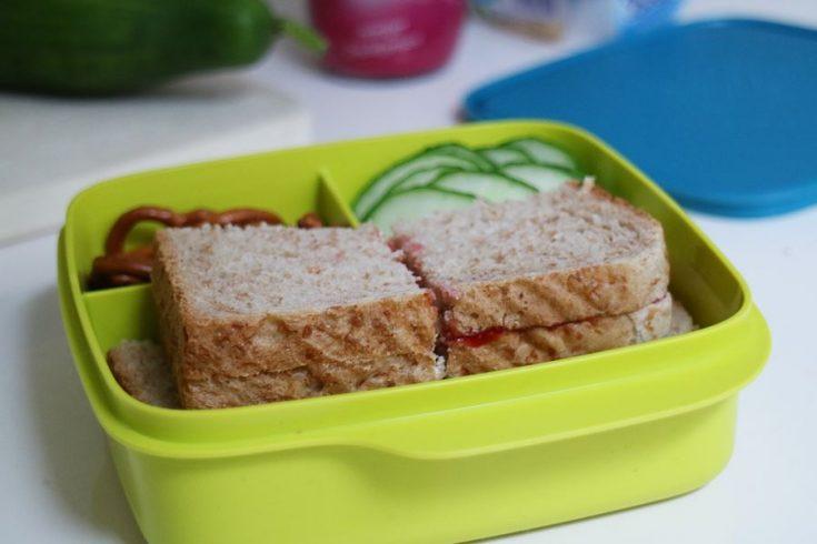 Mogli - Frühstück - Kindergarten - Brotdose - Inhalt