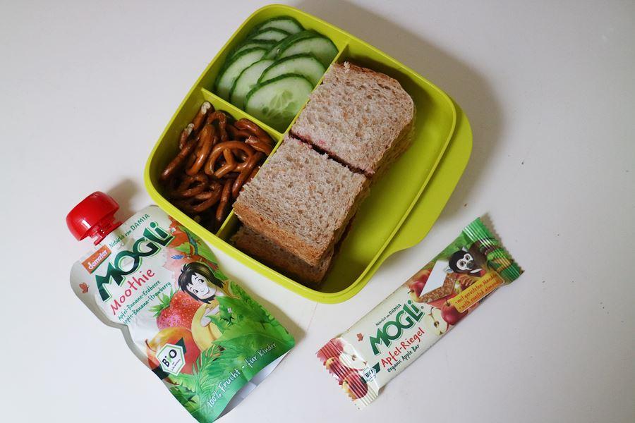 Mogli - Frühstück - Kindergarten - Brotdose