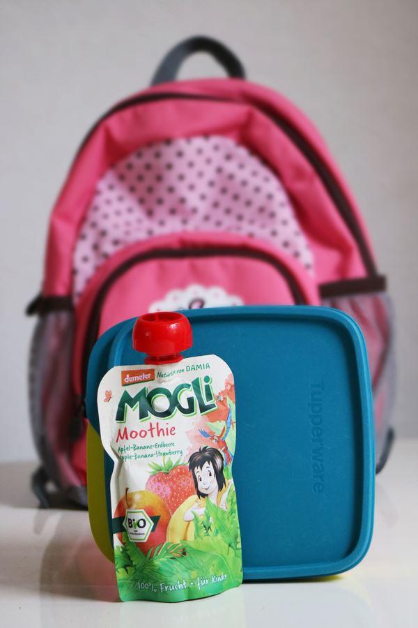 Mogli - Frühstück - Kindergarten - Brotdose - Titel