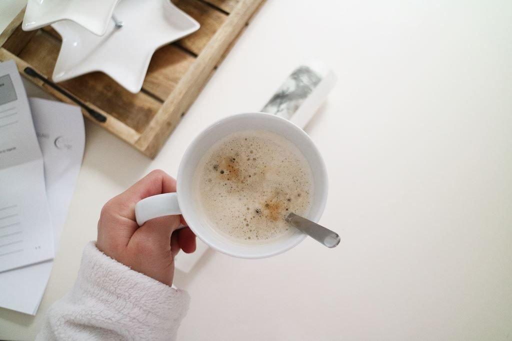 Sonntag Frühstück Kaffee