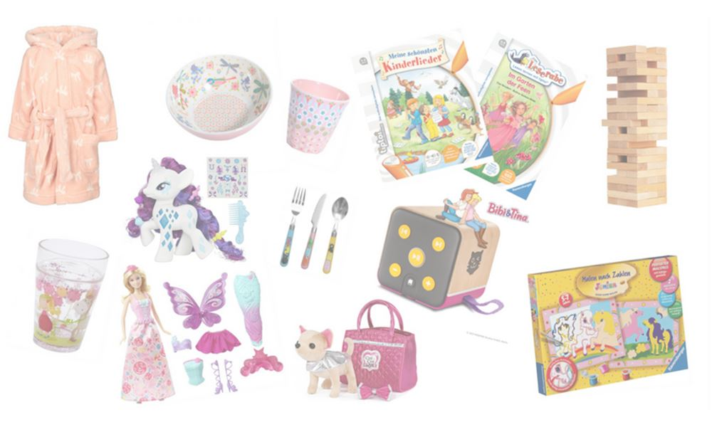 Weihnachtsgeschenke für Mädchen