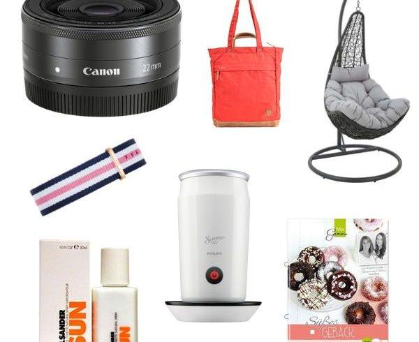 Weihnachts-Wunschliste für Mamas