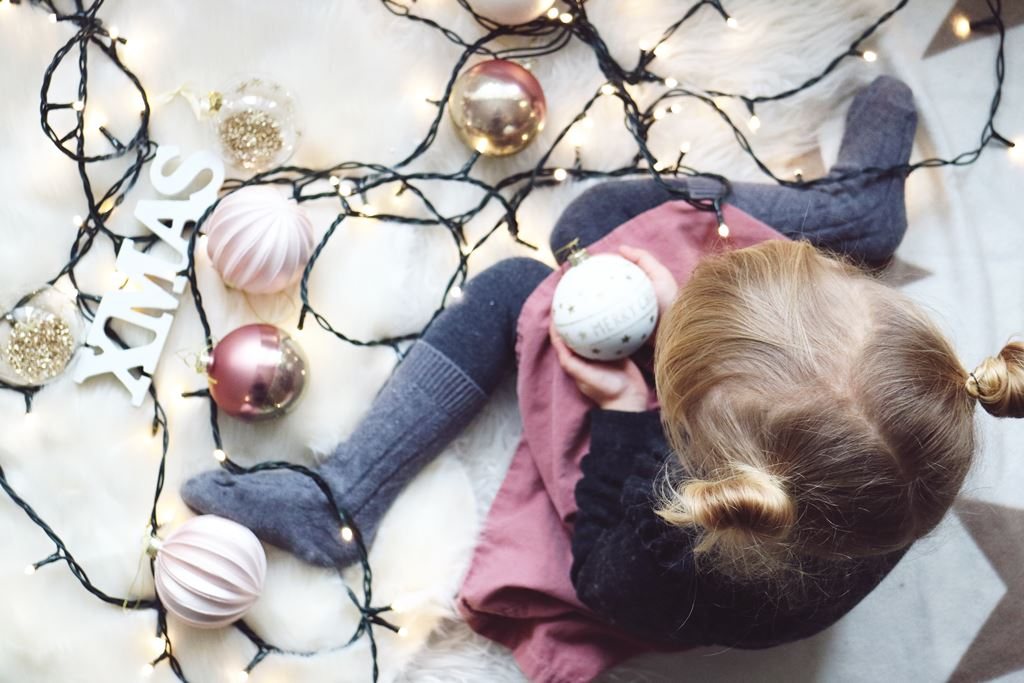 Weihnachtszeit bei Kullakeks - Weihnachtskugeln