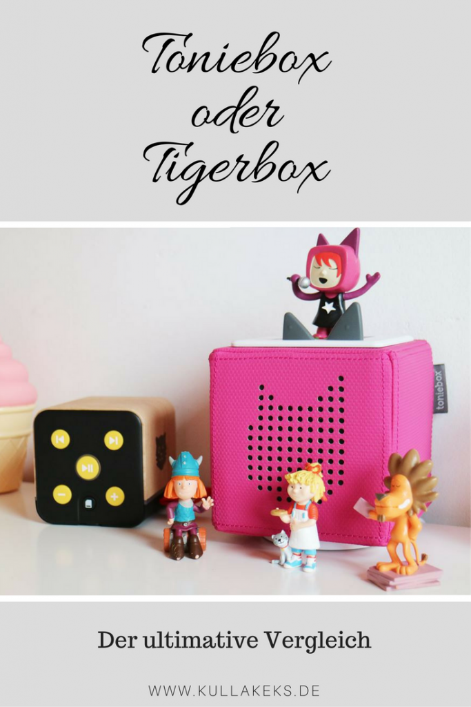 Kullakeks - Pinterest - Tigerbox - Toniebox