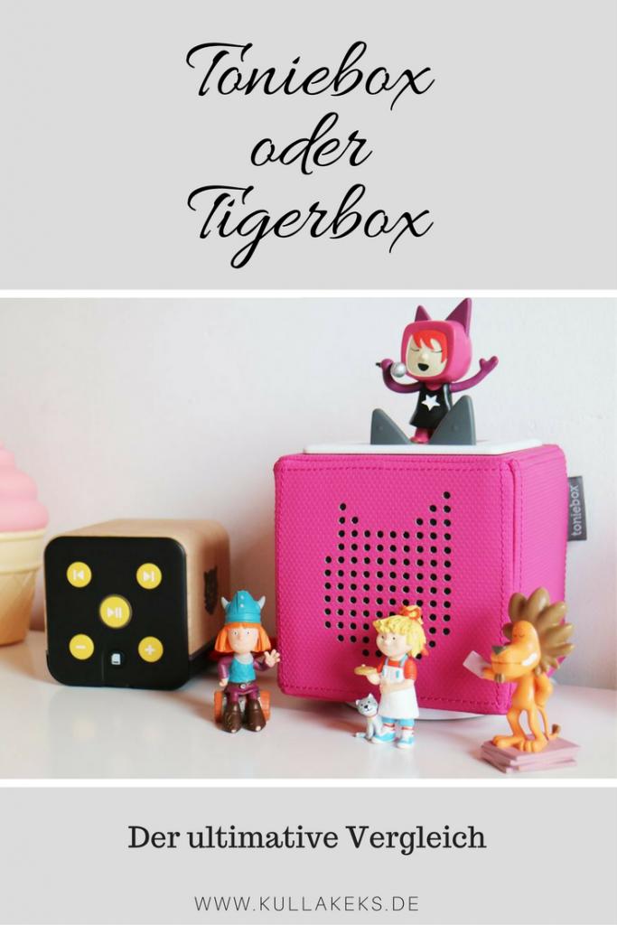 Kullakeks - Pinterest - Tigerbox - Toniebox