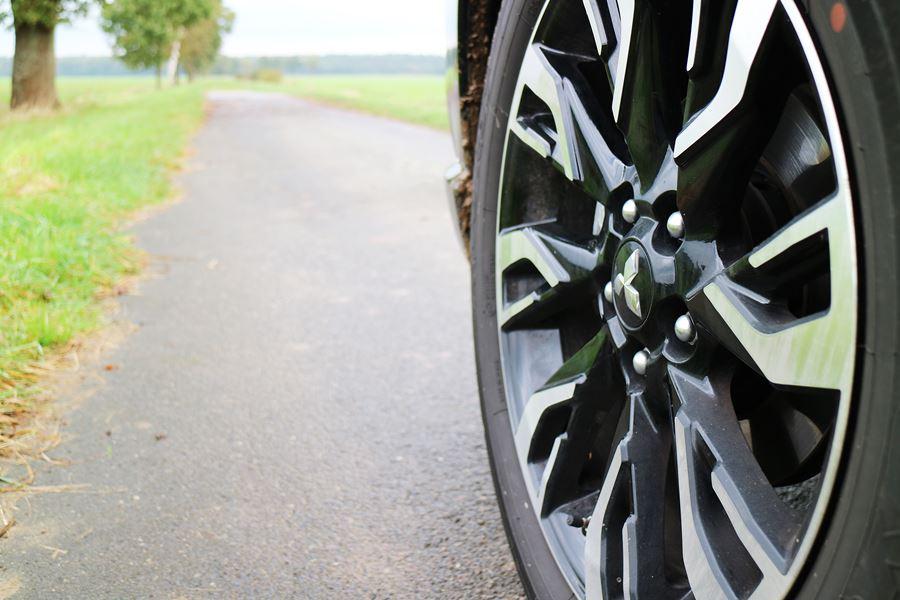 Kullakeks - Familienautotest - Mitsubishi - Outlander - Felgen