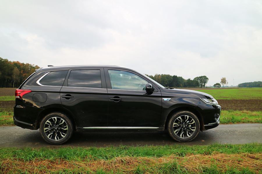 Kullakeks - Familienautotest - Mitsubishi - Outlander - Seite