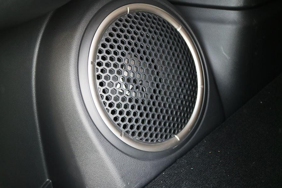 Kullakeks - Familienautotest - Mitsubishi - Outlander - Sound