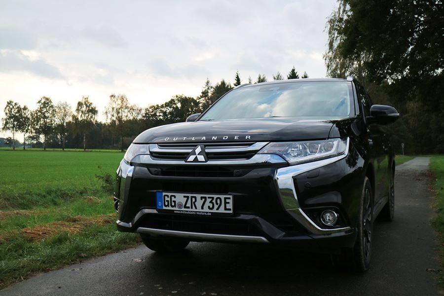 Kullakeks - Familienautotest - Mitsubishi - Outlander - Titelbild