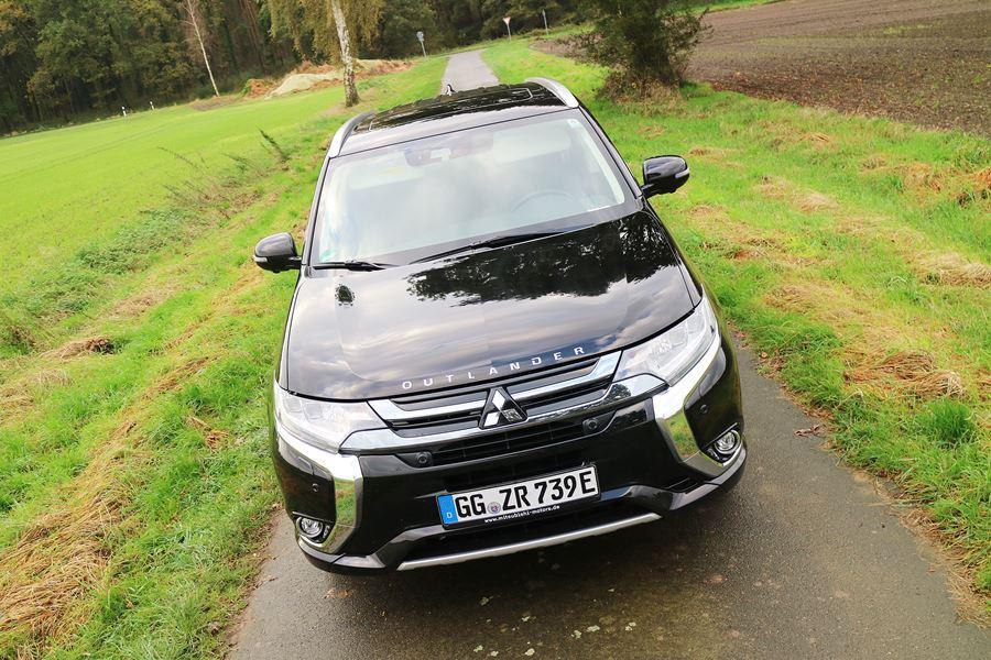 Kullakeks - Familienautotest - Mitsubishi - Outlander