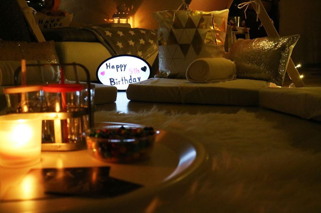 Kullakeks - fünfter Geburtstag - 5th Birthday - Yippi Tipi