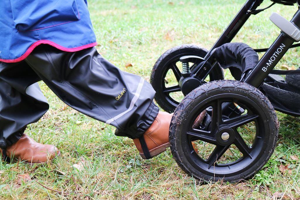 Kullakeks - Britax Römer - B-Motion - Buggy - Bremse - leicht