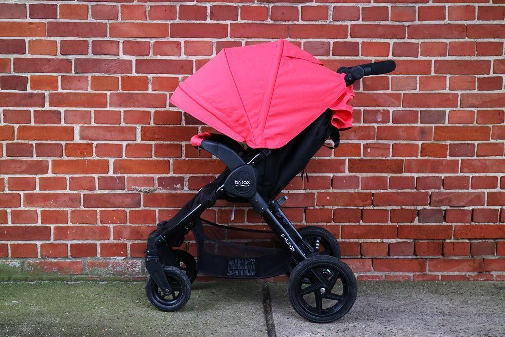 Kullakeks - Britax Römer - B-Motion - Buggy