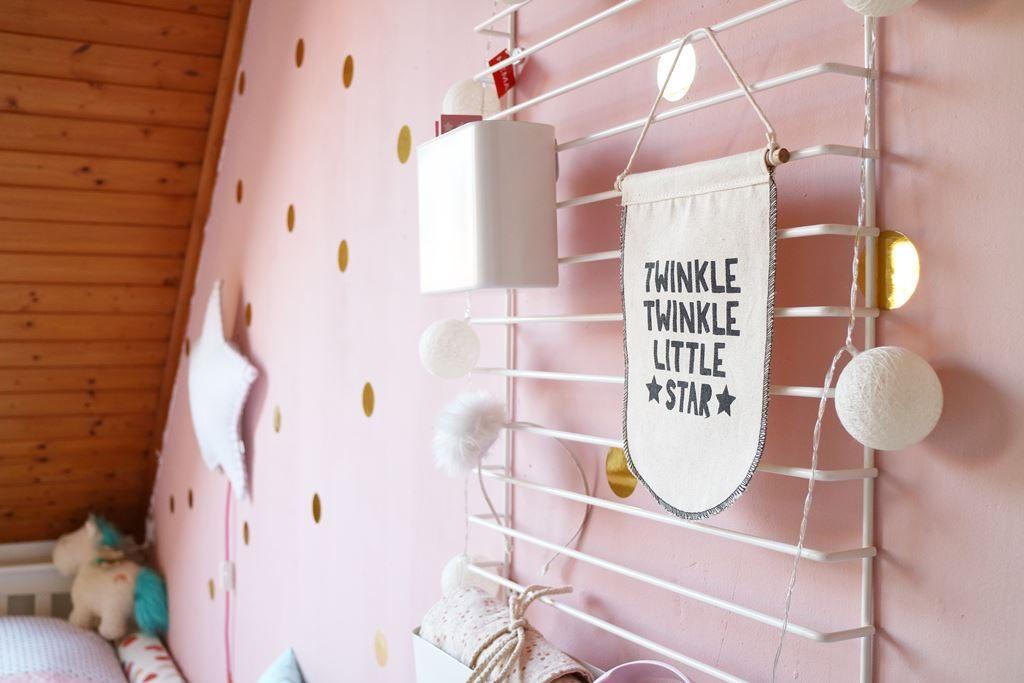 Kullakeks - Kinderzimmer - Mädchenzimmer - Geschwisterzimmer - Dekoration