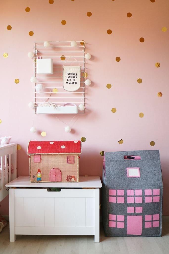 Kullakeks - Kinderzimmer - Mädchenzimmer - Geschwisterzimmer - Regal - Hema