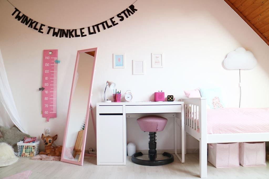 Kullakeks - Kinderzimmer - Mädchenzimmer - Geschwisterzimmer - Schreibtisch