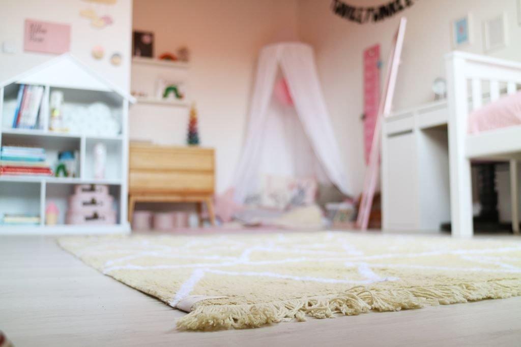 Kullakeks - Kinderzimmer - Mädchenzimmer - Geschwisterzimmer - Teppich