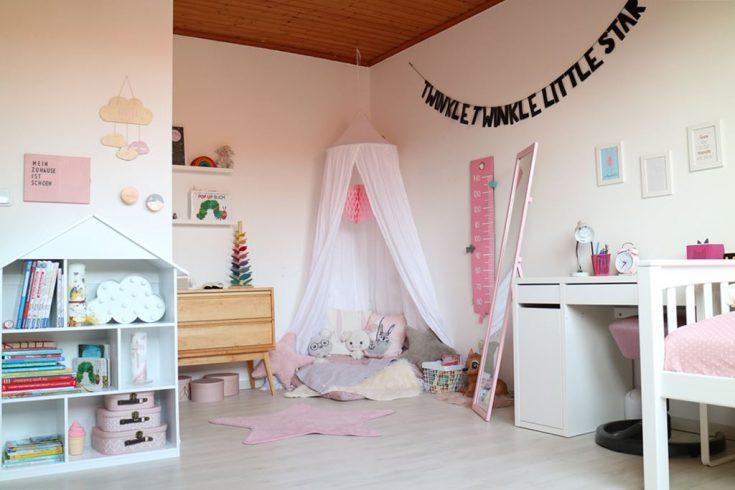 Kullakeks - Kinderzimmer - Mädchenzimmer - Geschwisterzimmer - Titelbild