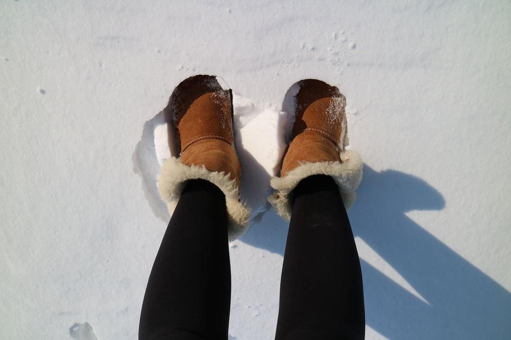 1000 Fragen an dich selbst #7 Schnee