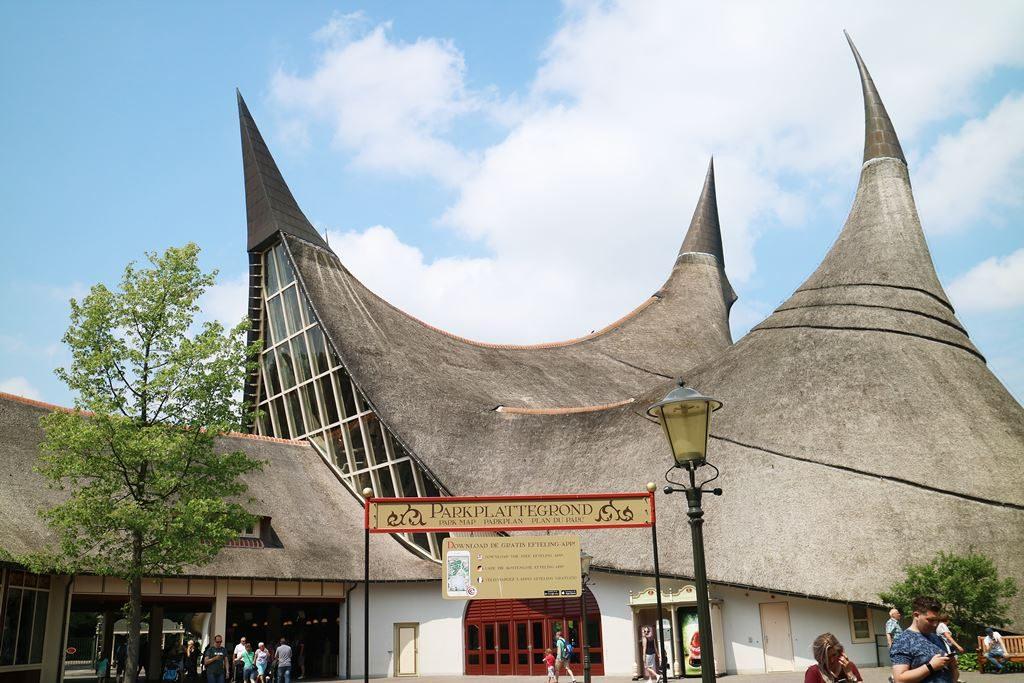 Kullakeks - Efteling Freizeitpark - Eingangsbereich