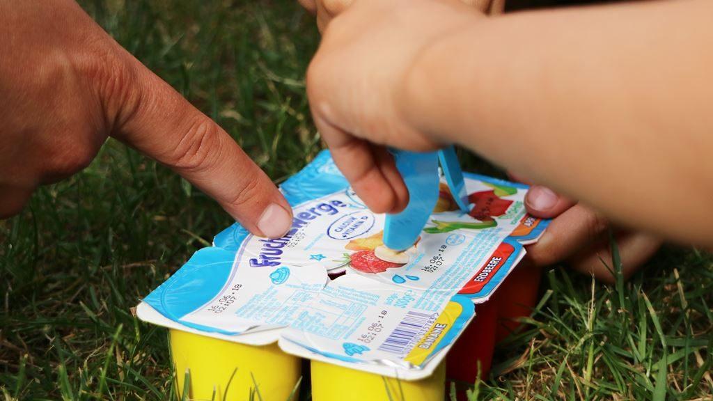 Kullakeks - FruchtZwerge - Danone - Selbstmacheis - Kinderleicht