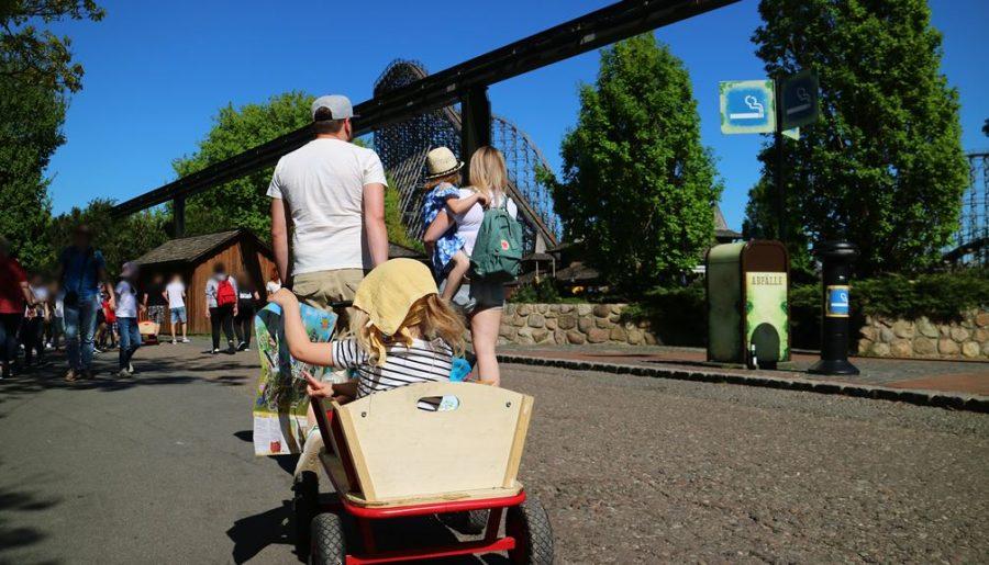 Kullakeks - Merlin Jahreskarte - Heide Park Resort - Familiensonntag