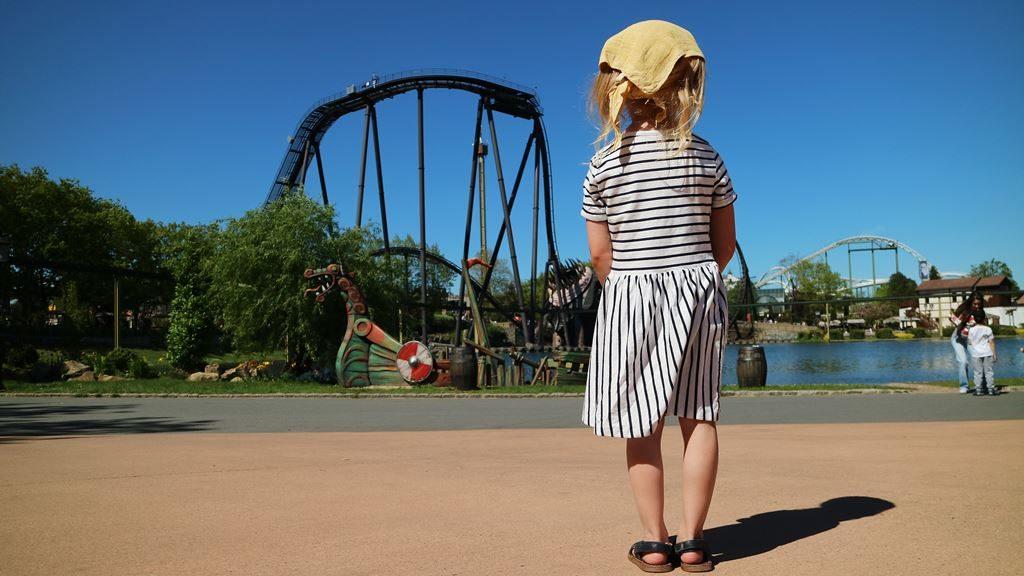 Kullakeks - Merlin Jahreskarte - Heide Park Resort - Krak