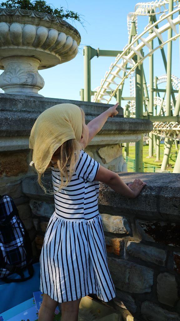 Kullakeks - Merlin Jahreskarte - Heide Park Resort - Limit - Achterbahn