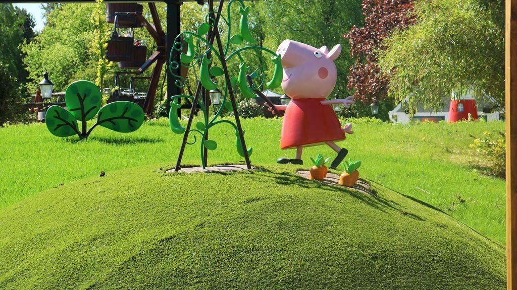 Kullakeks - Merlin Jahreskarte - Heide Park Resort - Peppa Pig