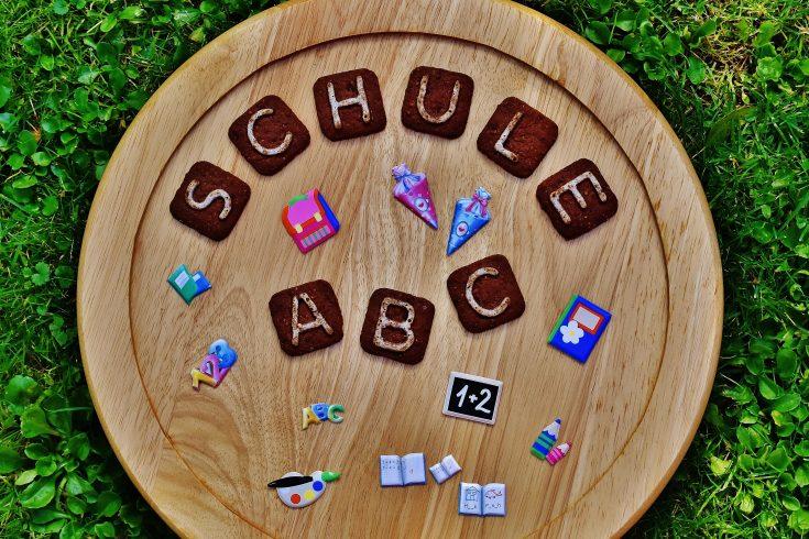 Kullakeks - Schule - erste Klasse - Titelbild