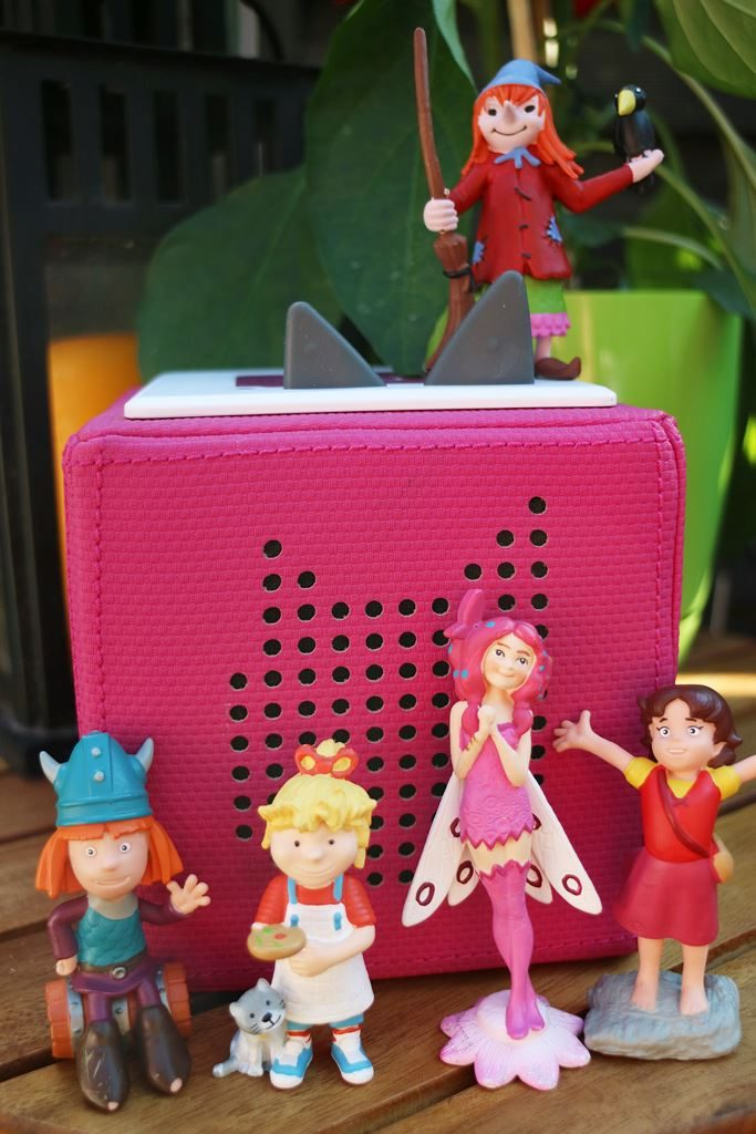 Kullakeks - Urlaub - Checkliste - Toniesbox