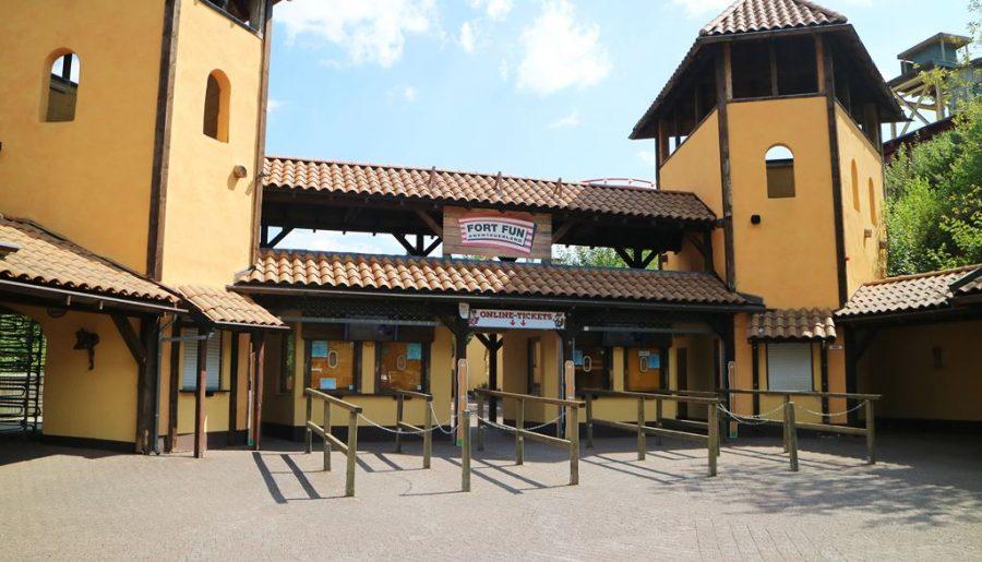 Kullakeks - Freizeitpark - Fort Fun Abenteuerland - Titelbild