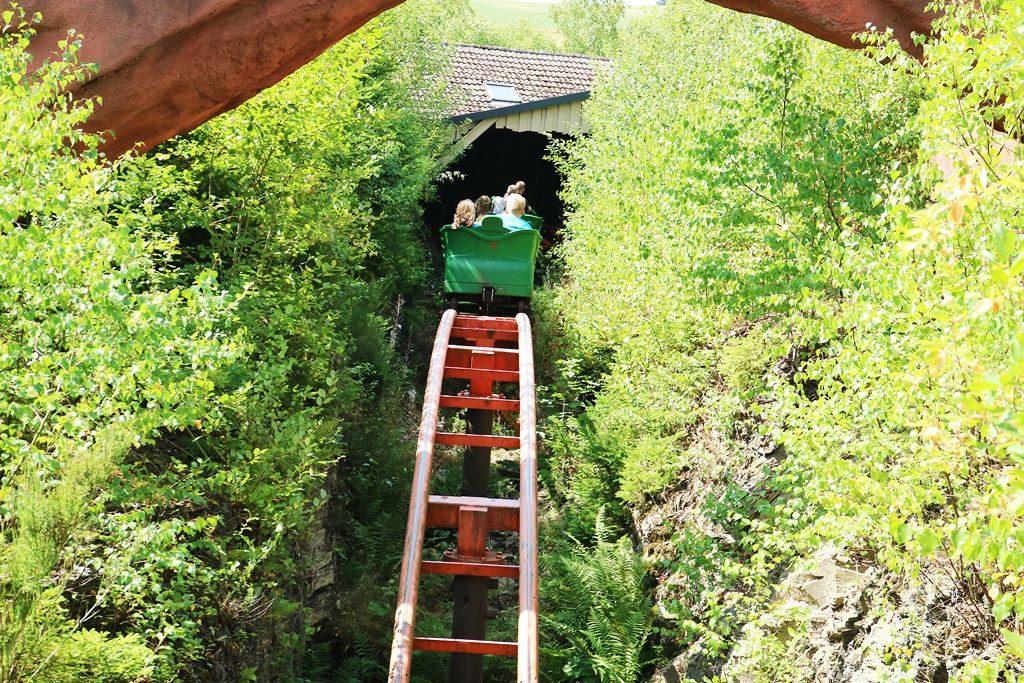 Kullakeks - Freizeitpark - Fort Fun Abenteuerland - Devils Mine