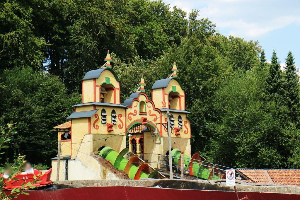 Kullakeks - Freizeitpark - Fort Fun Abenteuerland - Rafting