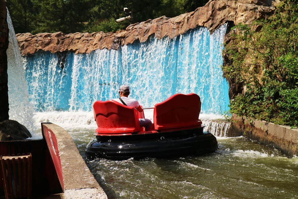 Kullakeks - Freizeitpark - Fort Fun Abenteuerland - Rafting 2
