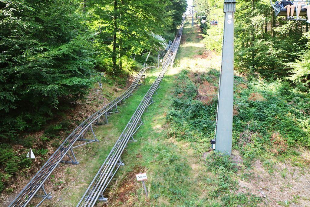 Kullakeks - Freizeitpark - Fort Fun Abenteuerland - Seilbahn