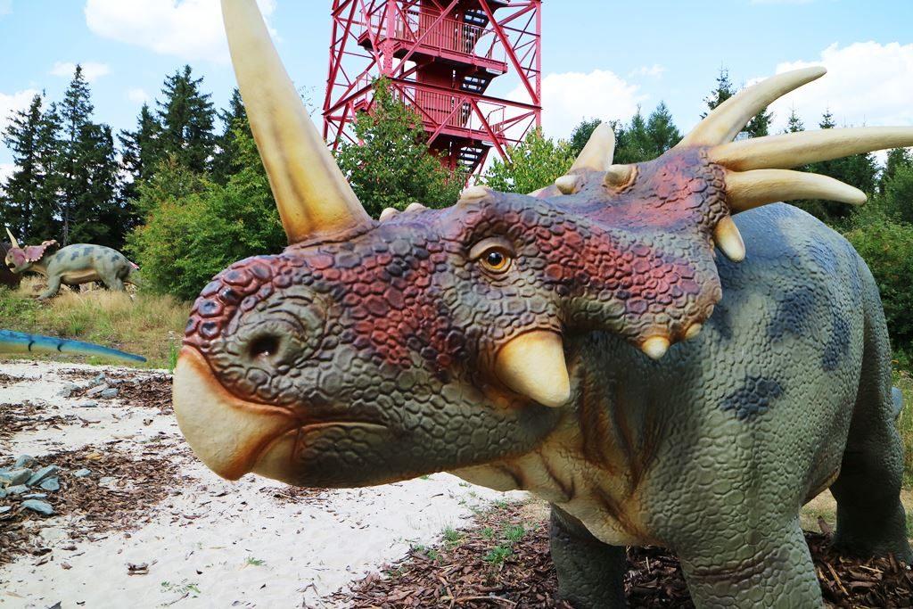 Kullakeks - Freizeitpark - Fort Fun Abenteuerland - Dinosaurier 1