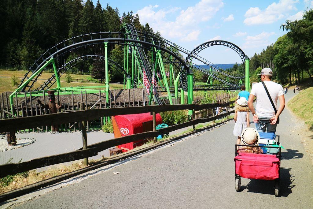 Kullakeks - Freizeitpark - Fort Fun Abenteuerland - Speedsnake Free