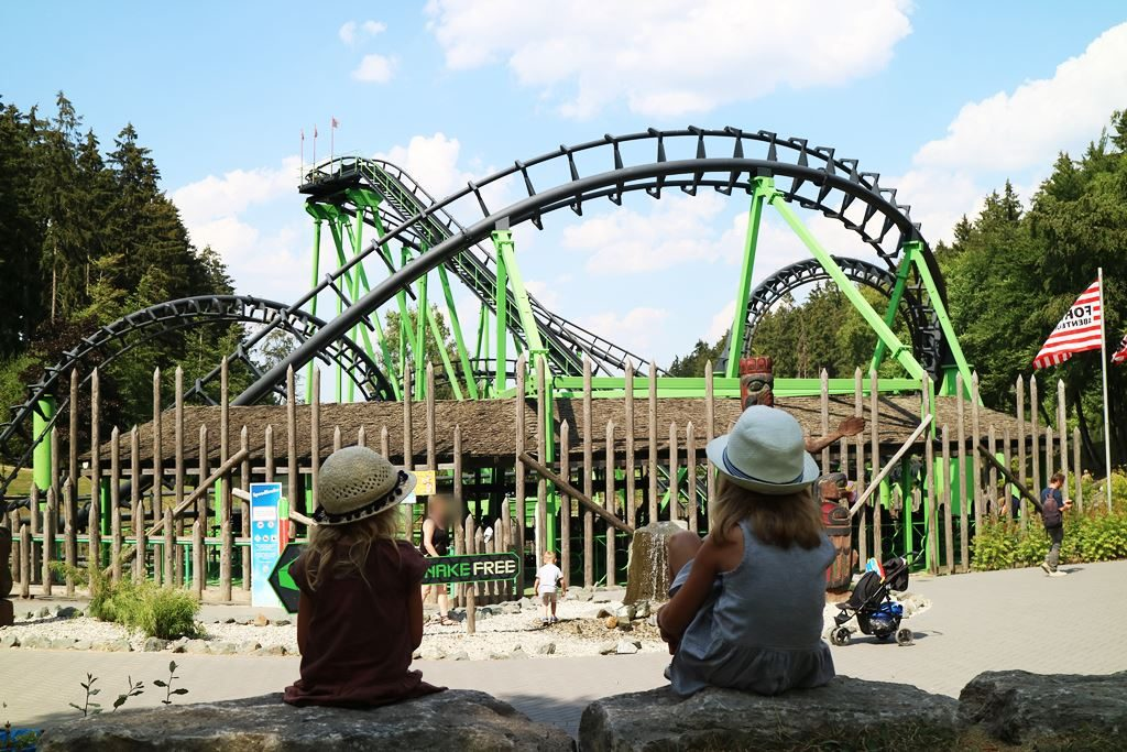 Kullakeks - Freizeitpark - Fort Fun Abenteuerland - Speedsnake Free 1