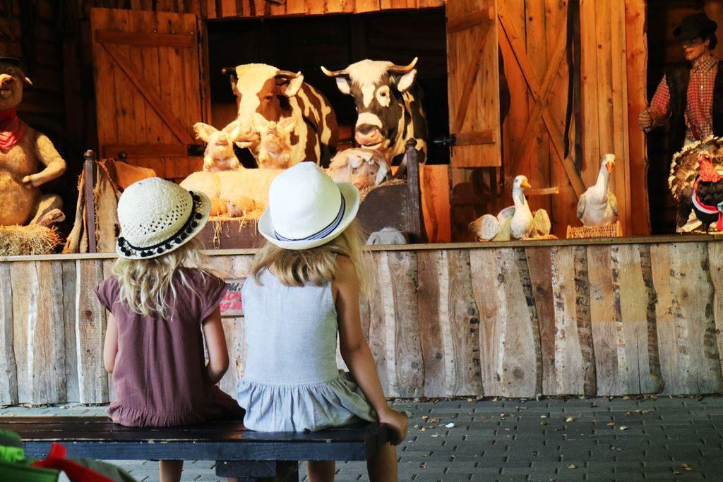 Kullakeks - Freizeitpark - Fort Fun Abenteuerland - Old McDonald Farm