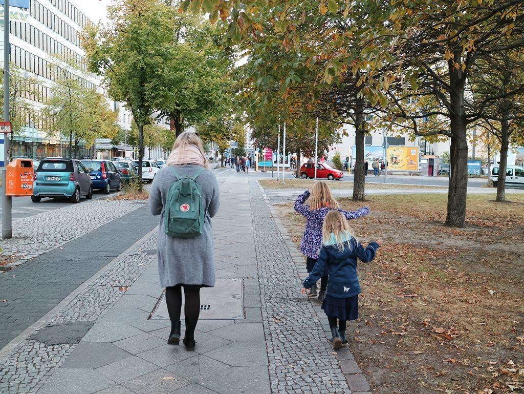 Kullakeks - Berlin - Familienwochenende