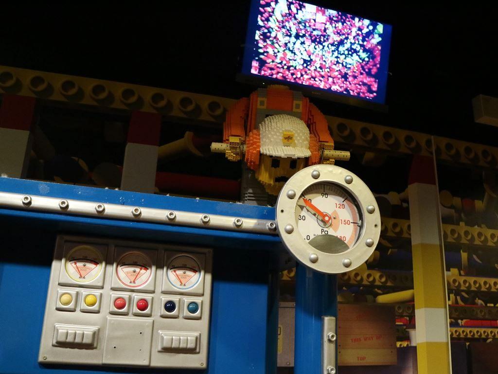 Kullakeks - Berlin - Familienwochenende - Lego Land Discovery Center - Legofabrik