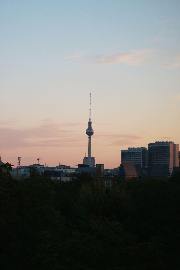 Kullakeks - Berlin - Novotel - Suits Berlin Potsdammer Platz - Aussicht