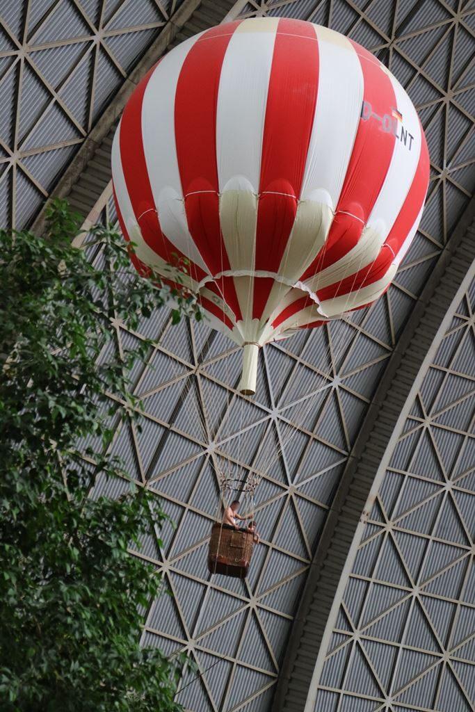 Kullakeks - Tropical Islands - Kurzurlaub - Ballon