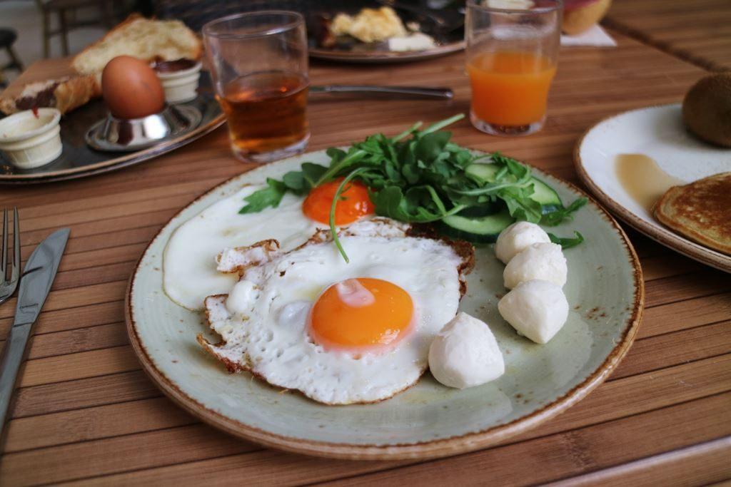 Kullakeks - Tropical Islands - Kurzurlaub - Frühstück