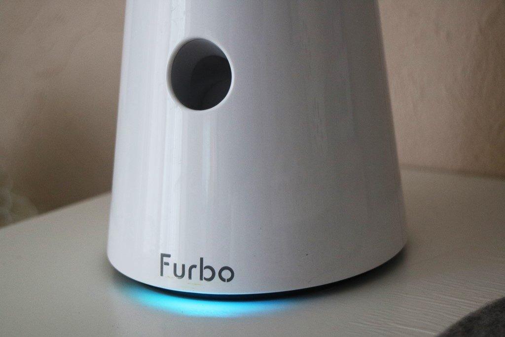 Kullakeks - Furbo - Hundekamera - Licht
