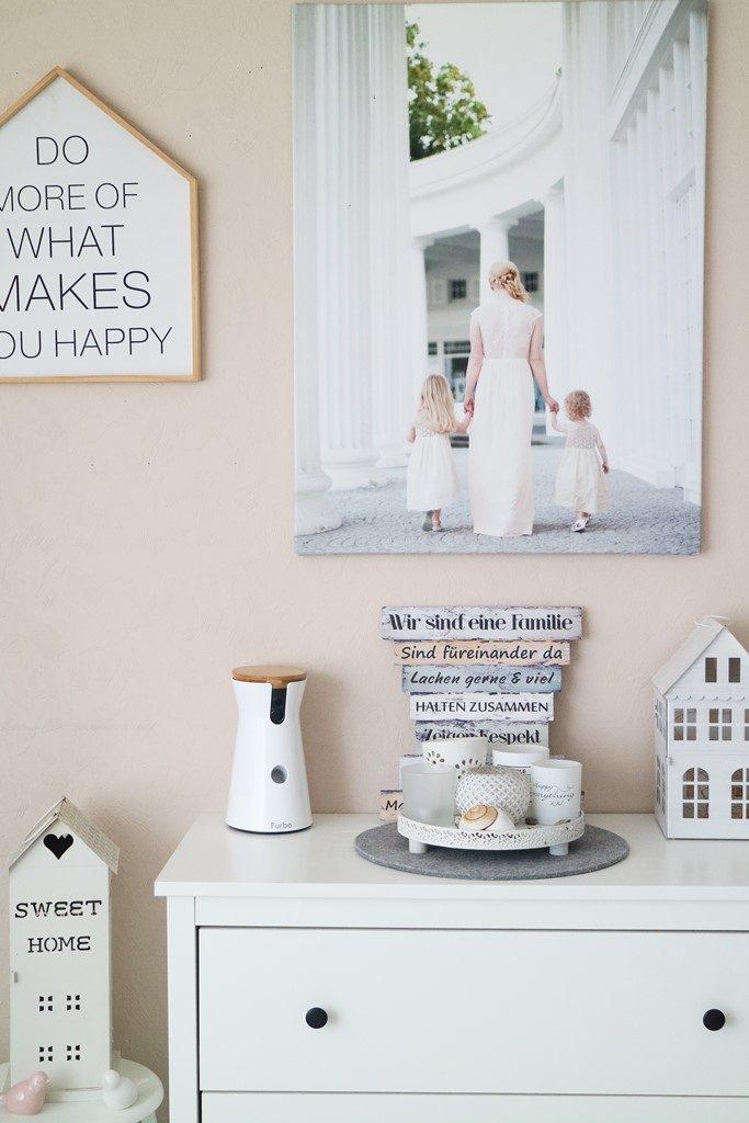 Kullakeks - Furbo - Hundekamera - Wohnzimmer