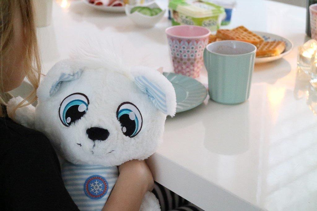 Kullakeks - Nici - Schlafmützen - Eisbär - Freund